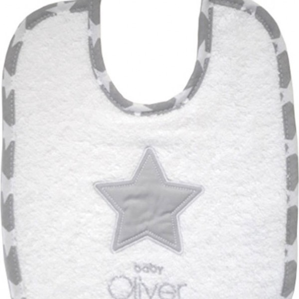 Σαλιάρα Baby Oliver My Little Super Star 301