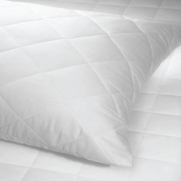 Κάλυμμα Μαξιλαριών 50x70 Καπιτονέ (2 Τμχ) Home Textile - 1