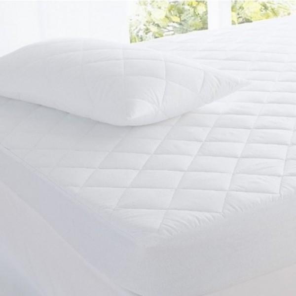 Επίστρωμα Υπέρδιπλο Καπιτονέ Με Φάσα (160x200) Home Textile - 1