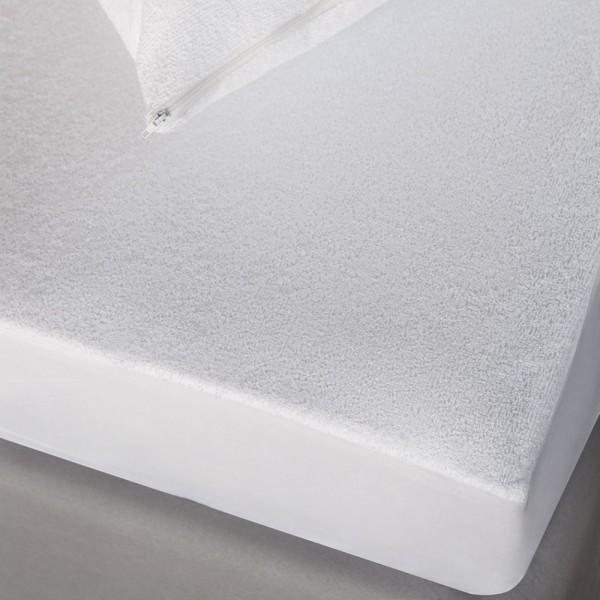 Έπίστρωμα Υπέρδιπλο Αδιάβροχο Πετσετέ (160x200) Home Textile - 1