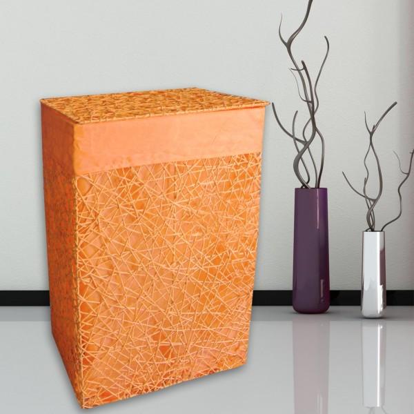 Καλάθι Απλύτων 40x30x60 San Lorentzo Random Πορτοκαλί San Lorentzo - 1