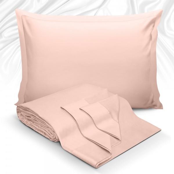 Μαξιλαροθήκες Ζεύγος 50x70 Maison Blance 62017 Pink Maison Blanche - 1