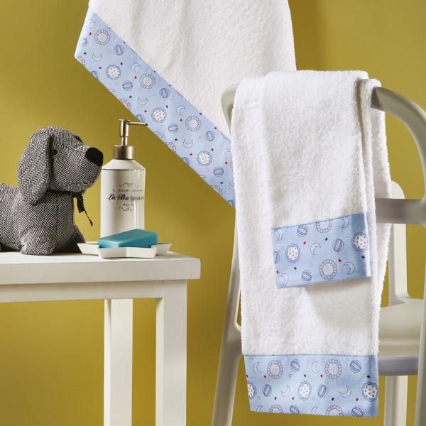 Πετσέτες Παιδικές Σετ 3Τμχ White Egg SP42 White Egg - 1