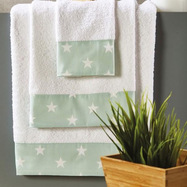 Πετσέτες Παιδικές Σετ 3Τμχ White Egg SP52/2 White Egg - 1