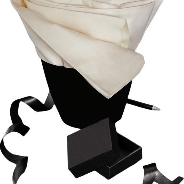 Μαξιλαροθήκες Μονόχρωμες Ζεύγος 50x70 Melinen Urban Vanilla Melinen - 1