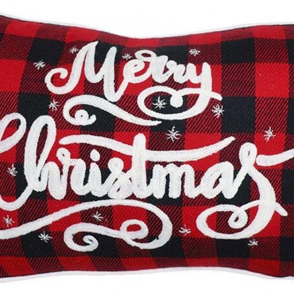 Χριστουγεννιάτικη Διακοσμητική Μαξιλαροθήκη 30x45 Ilis Home 17780 Ilis Home - 1