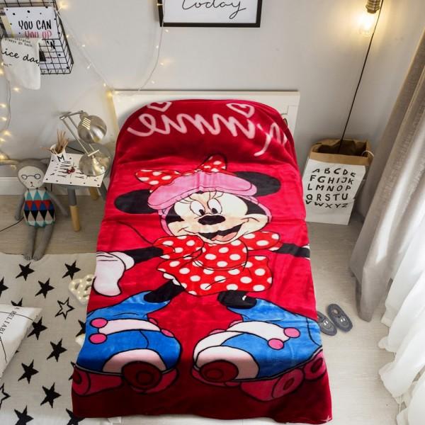 Κουβέρτα Παιδική Βελουτέ...