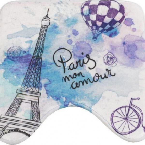 Πατάκι Λεκάνης 45x45 Paris