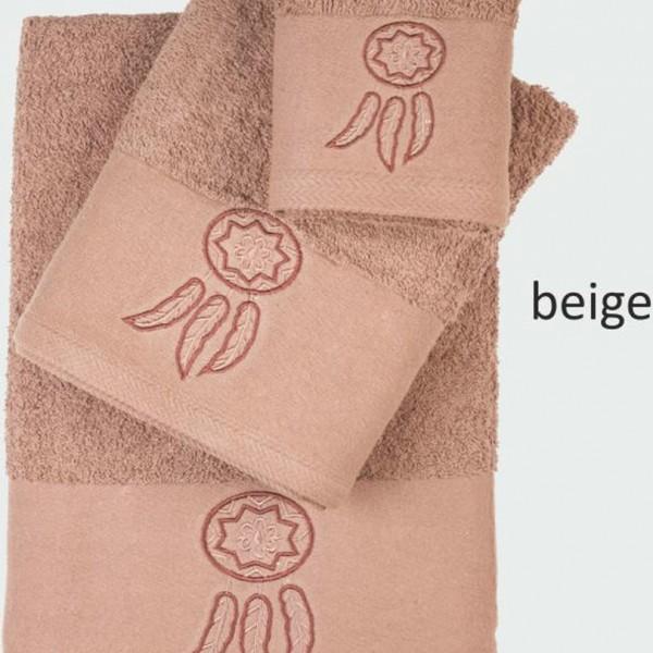 Πετσέτες Μπάνιου Σετ 3Τμχ...