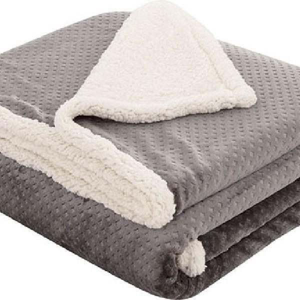 Κουβέρτα μονή σε 6 χρώματα...