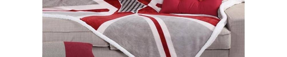 Κουβέρτες Καναπέ | Viviana.gr