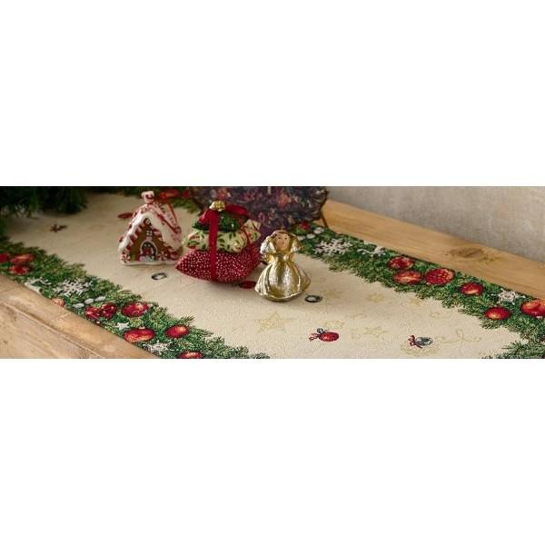 Χριστουγεννιάτικες Τραβέρσες