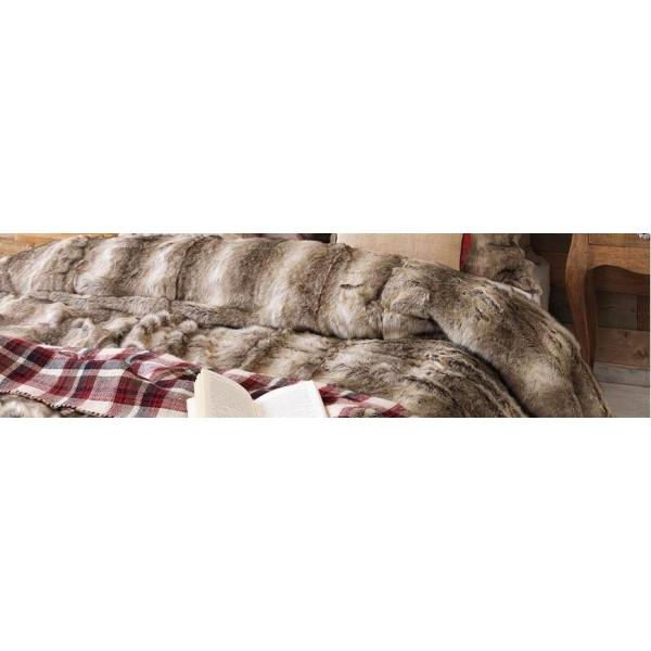 Κουβέρτες Γούνινες