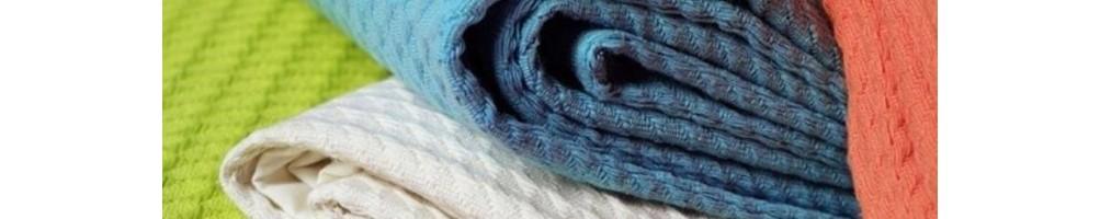 Κουβέρτες Πικέ Μονές | Viviana.gr